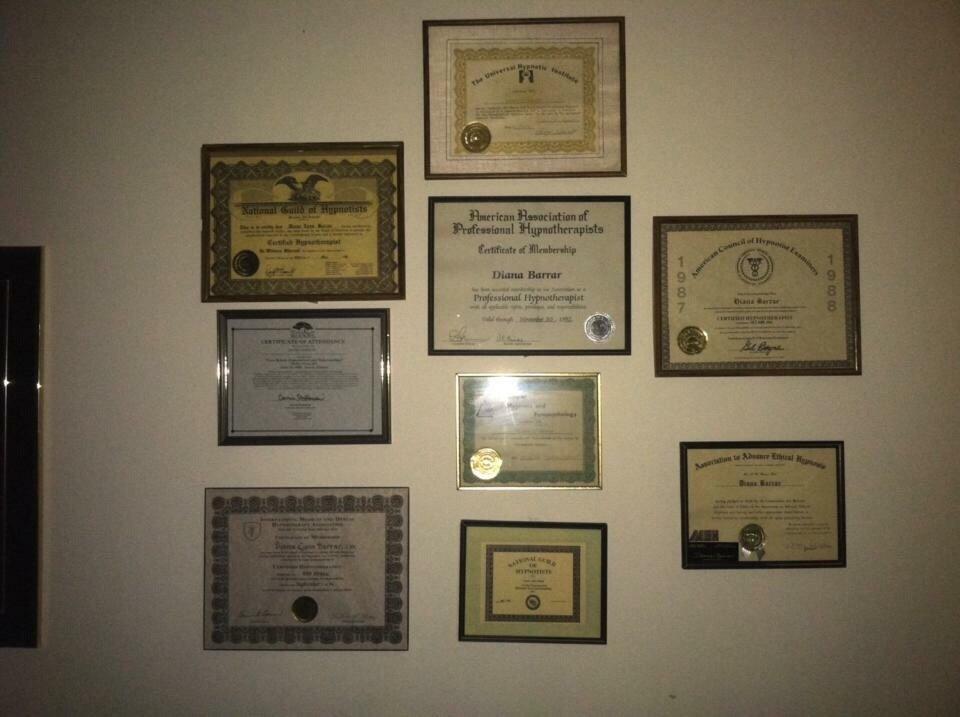 Barrar Hypnosis Centers: 706 Bohm Ct, Rockford, IL