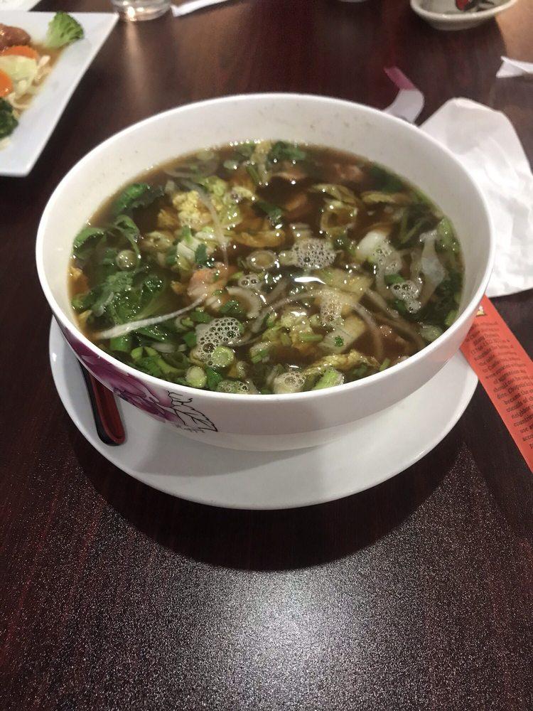 Food from Thai Pattaya Restaurant