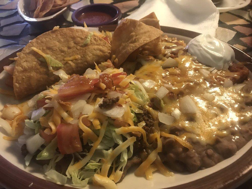 Rumney's Fiesta Cafe: 129 S Lafayette St, Greenville, MI