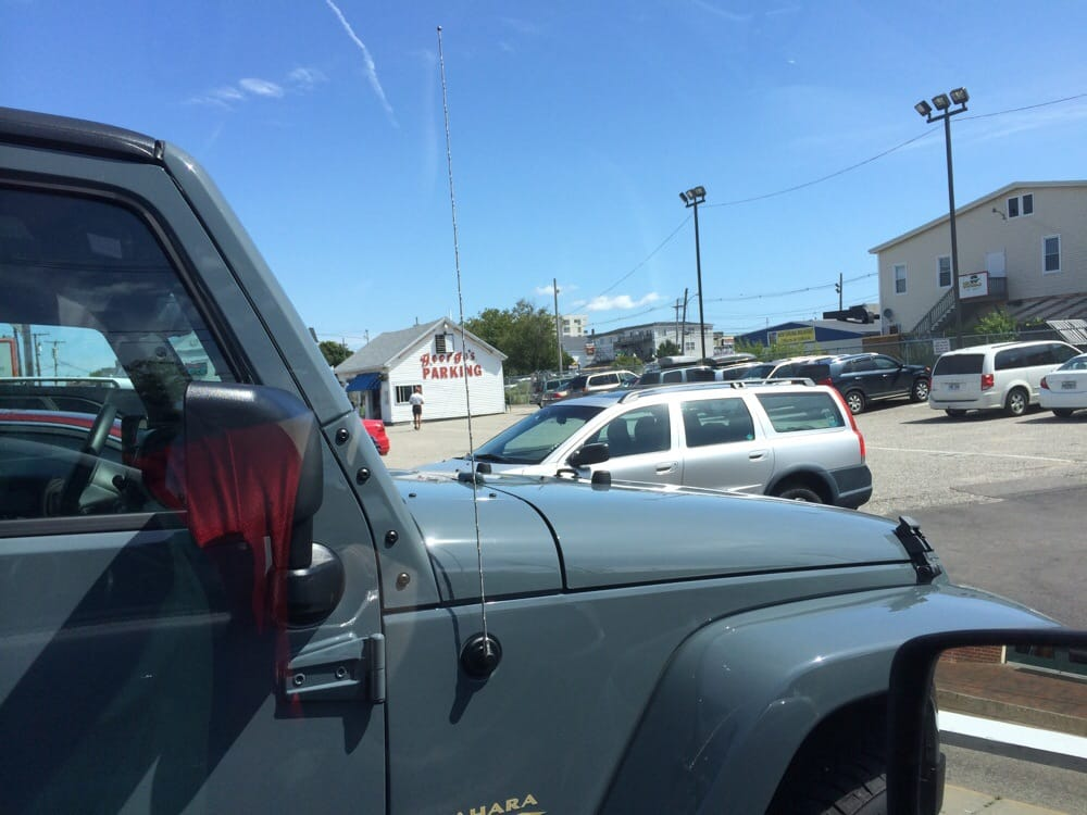 George's Parking: 14 Milliken St, Old Orchard Beach, ME