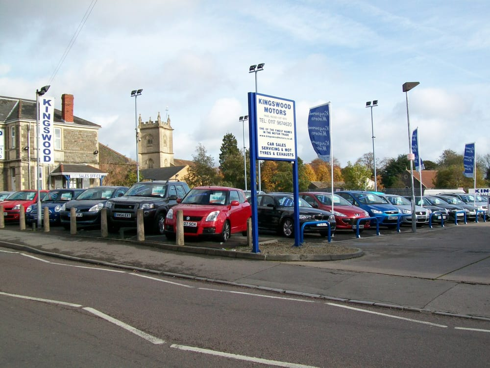 Kingswood motors car dealers 1 13 hanham road bristol for Bristol motor mile dealerships
