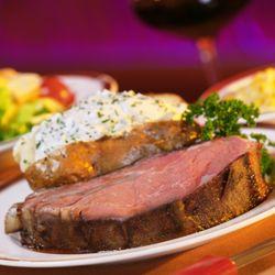 1. Primarily Prime Rib Restaurant