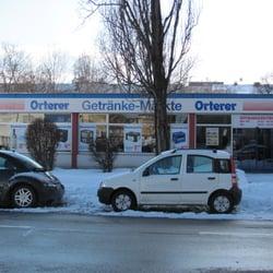 Orterer München orterer getränkemärkte beverage store johann clanze str 41