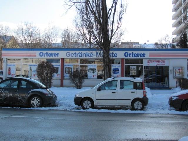 Orterer Getränkemärkte - Getränkemarkt - Johann-Clanze-Str. 41 ...