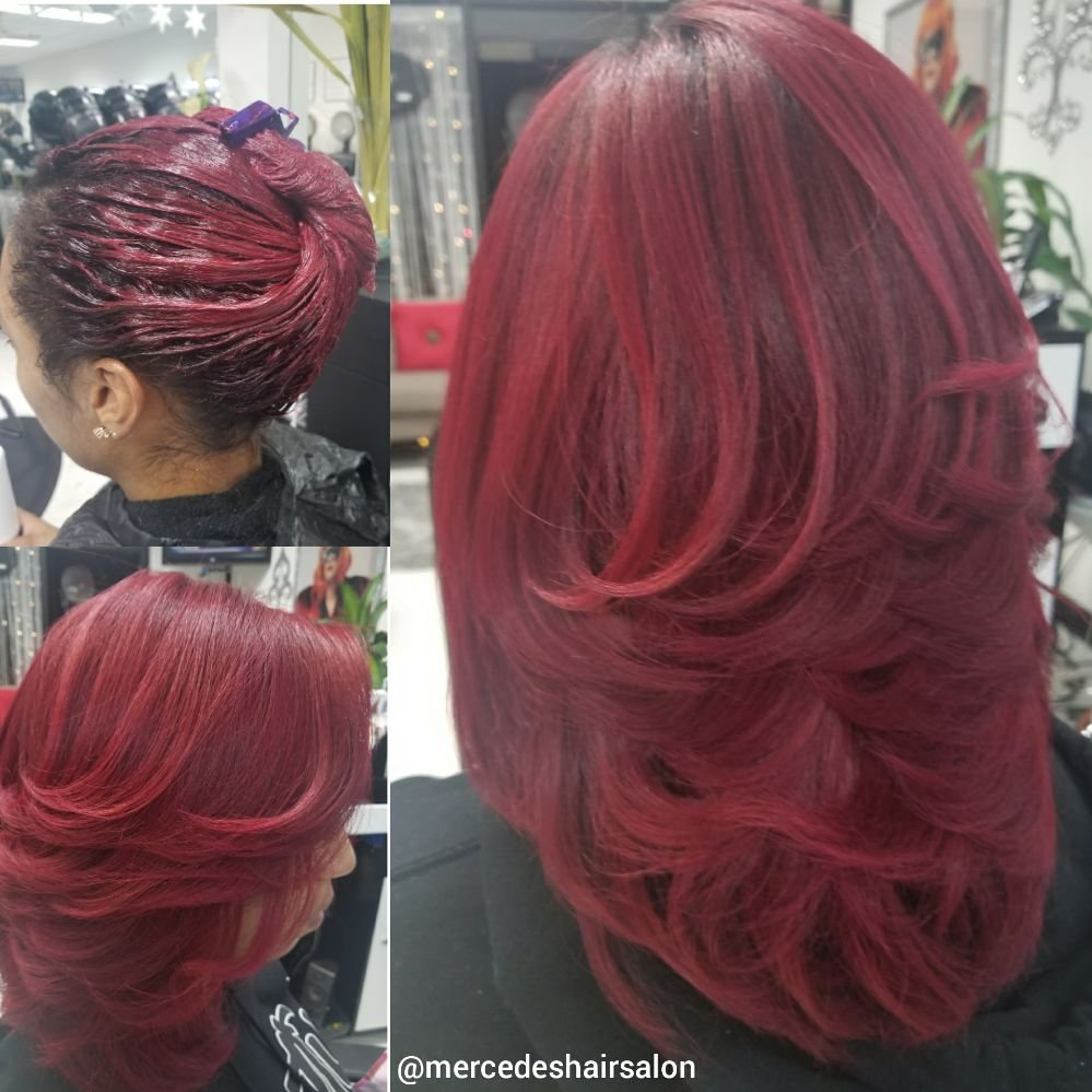 dominican hair styling mercedeshairsalon is the artist pulpriot is the paint yelp 1029 | o