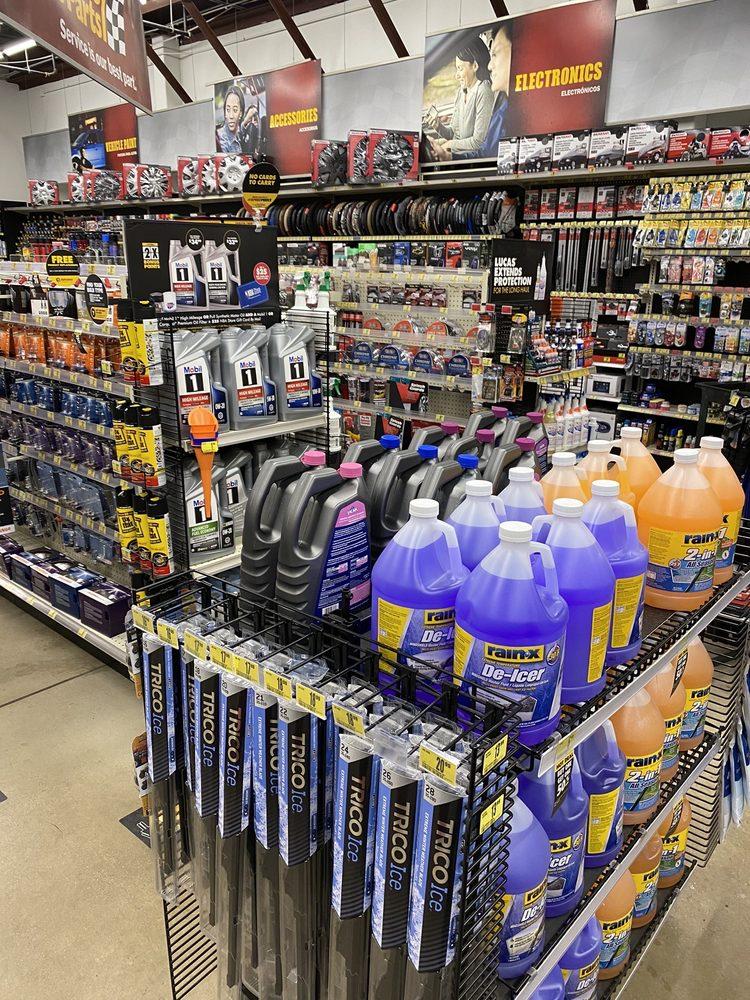 Advance Auto Parts: 7457 Hillwood Dr, Gainesville, VA