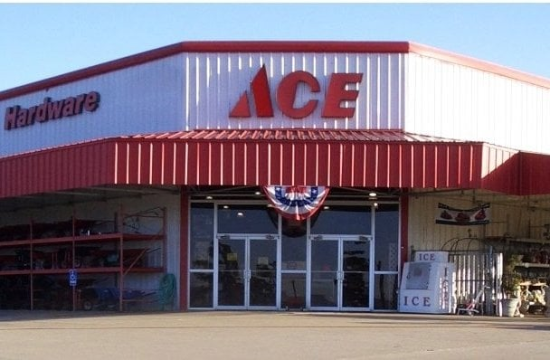 Ace Hardware of East Texas: 5438 Loop 500 E, Center, TX
