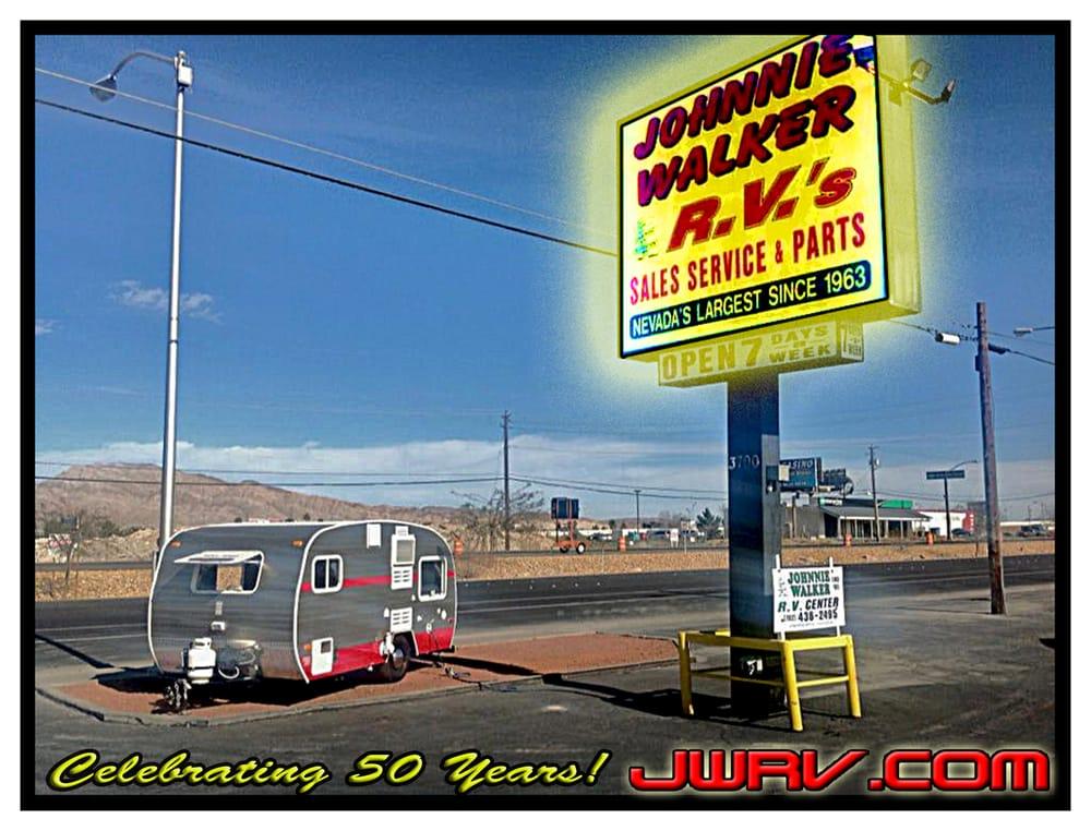 Johnnie Walker Rv Storefront We Offer Rv Sales Seven Days