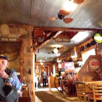 Photo Of Missouri Hick Barbeque Cuba Mo United States Log Cabin