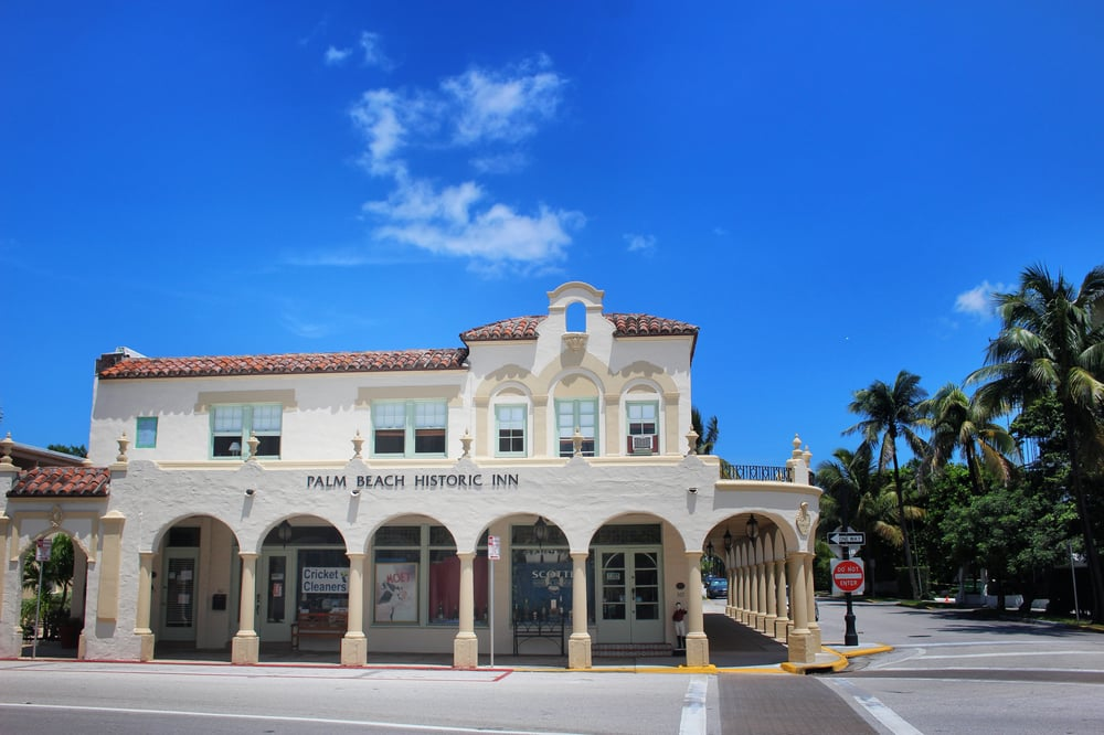 Photo Of Palm Beach Historic Inn Fl United States Front