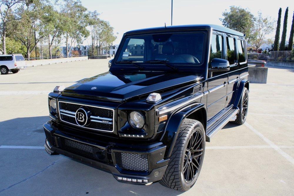 mercedes g63 brabus upgrades 3m crystalline window tint. Black Bedroom Furniture Sets. Home Design Ideas