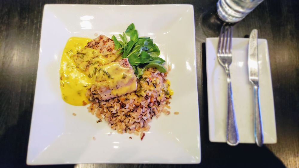 Park 143 Bistro & Fish: 143 Parkway Rd, Bronxville, NY