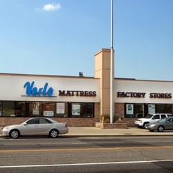 Verlo Mattress Factory Mattresses 3710 W Elm St