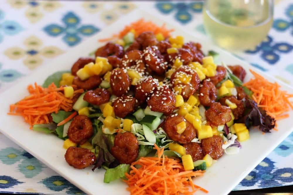 Thai Fried Calamari Salad Yelp
