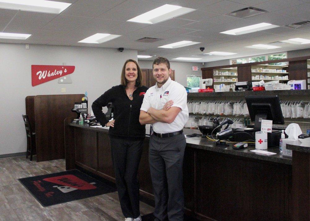 Whaley's Southwest Pharmacy: 1431 Southwest Blvd, Jefferson City, MO