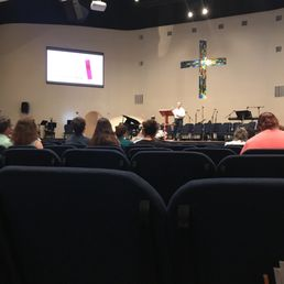 First Baptist Church - Laredo - Churches - 7610 N Bartlett Ave