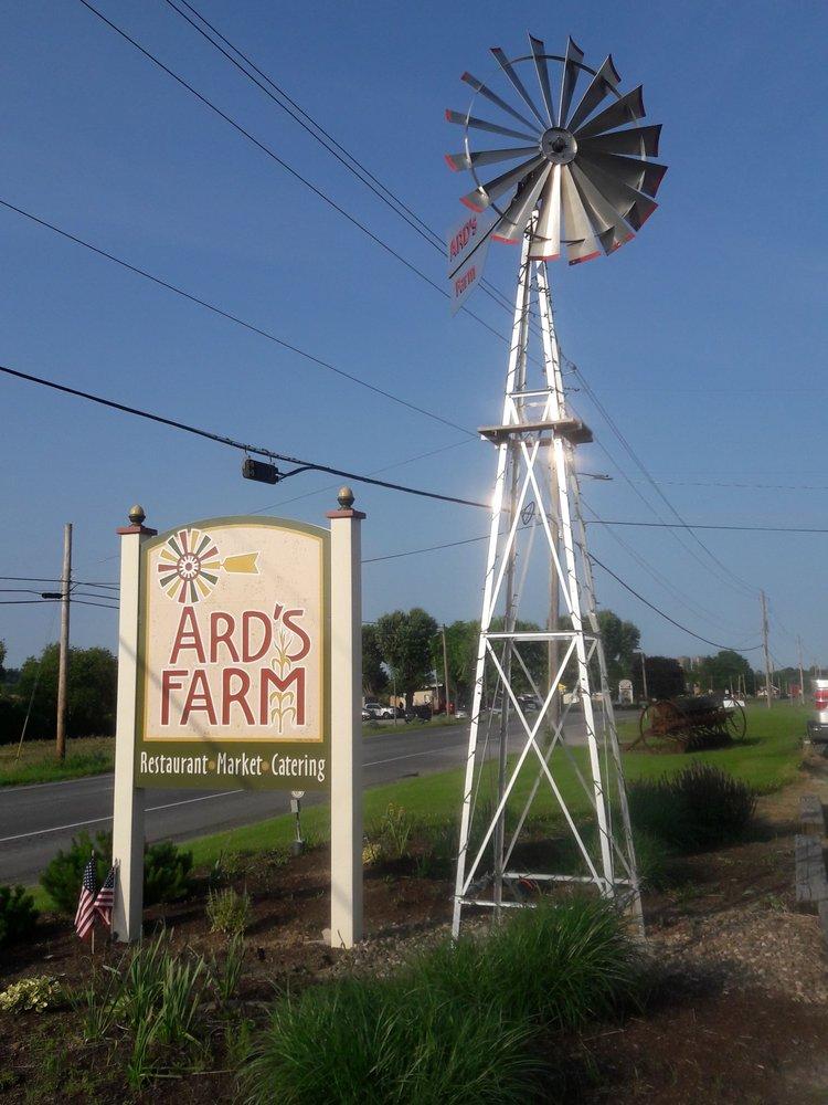 Ard's Farm: 4803 Old Turnpike Rd, Lewisburg, PA