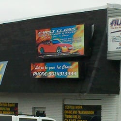First Class Auto Sales >> First Class Auto Service Sales Auto Repair 2645 Fort Campbell