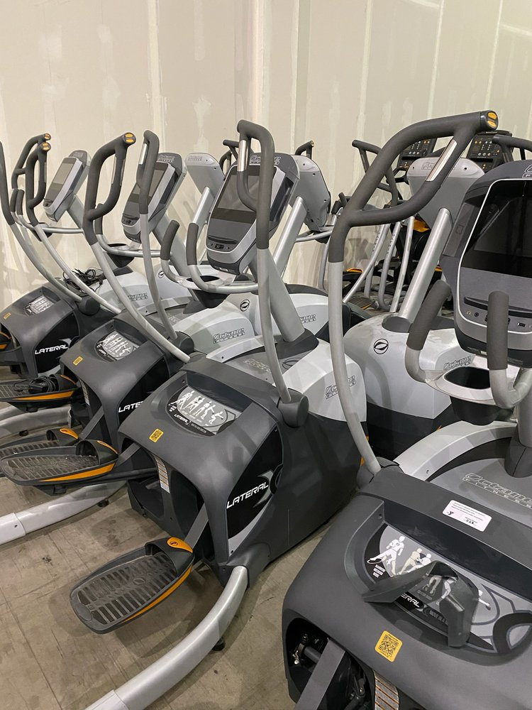 Commercial Fitness Concepts: 5510 S 129th E Ave, Tulsa, OK