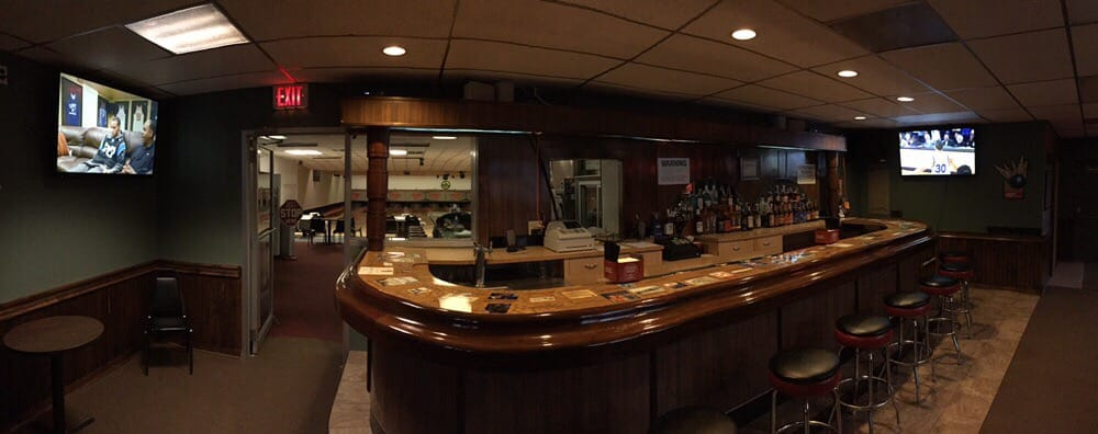 East Main Lanes & Lounge LLC: 1 E Main St, Sidney, NY