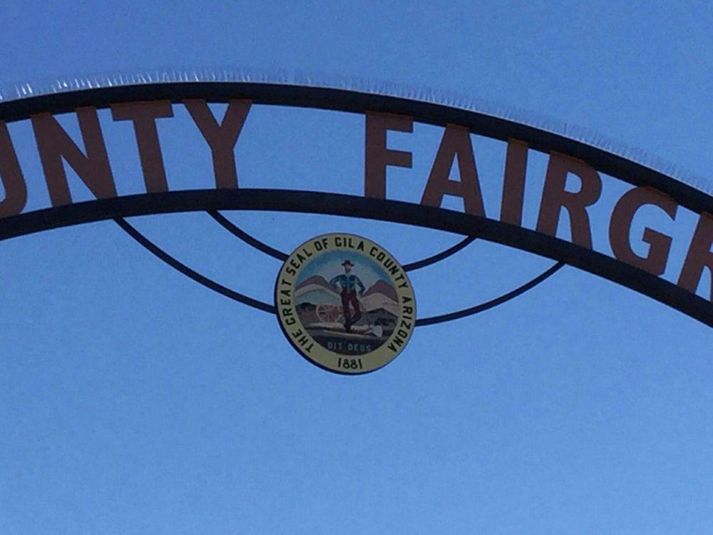 Gila County Fairgrounds: 900 E Fairgrounds Rd, Globe, AZ