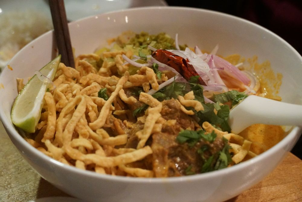 Cha Yen Thai Cookery: 613 Mt Auburn St, Watertown, MA