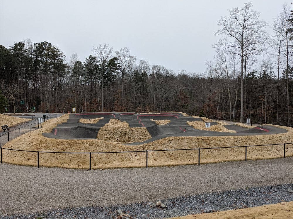George Poston Park: 1101 Lowell Spencer Mountain Rd, Gastonia, NC