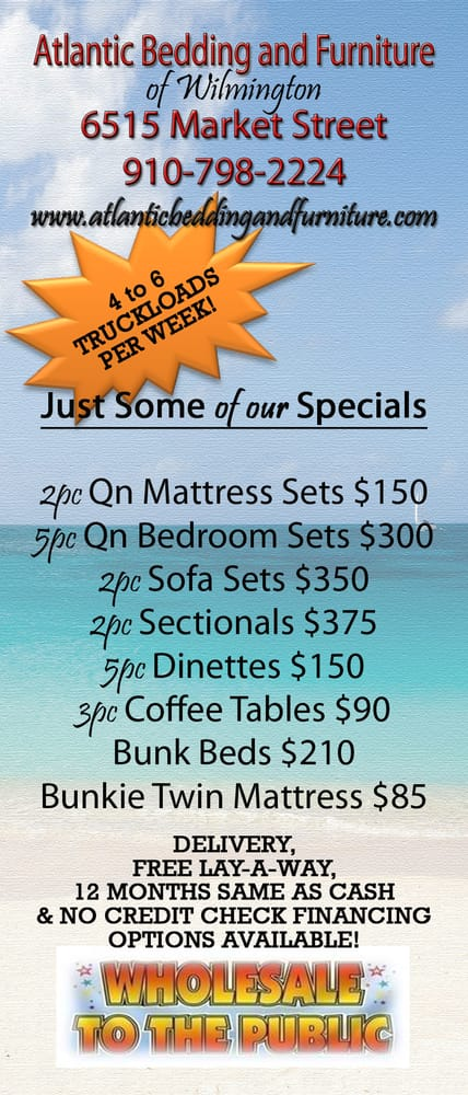 Just some of our specials..... - Yelp