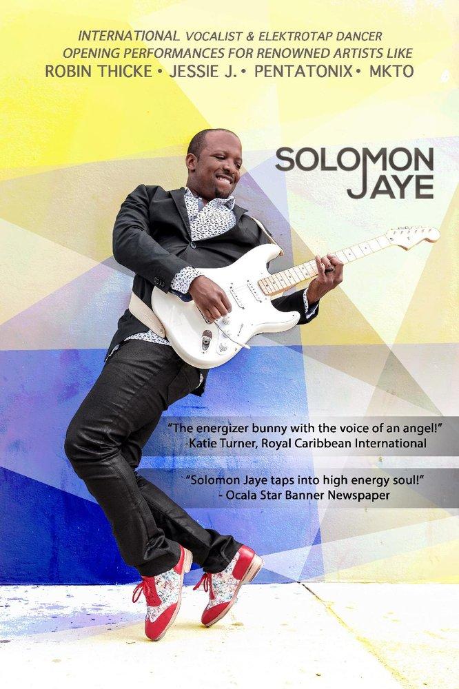 Solomon Jaye