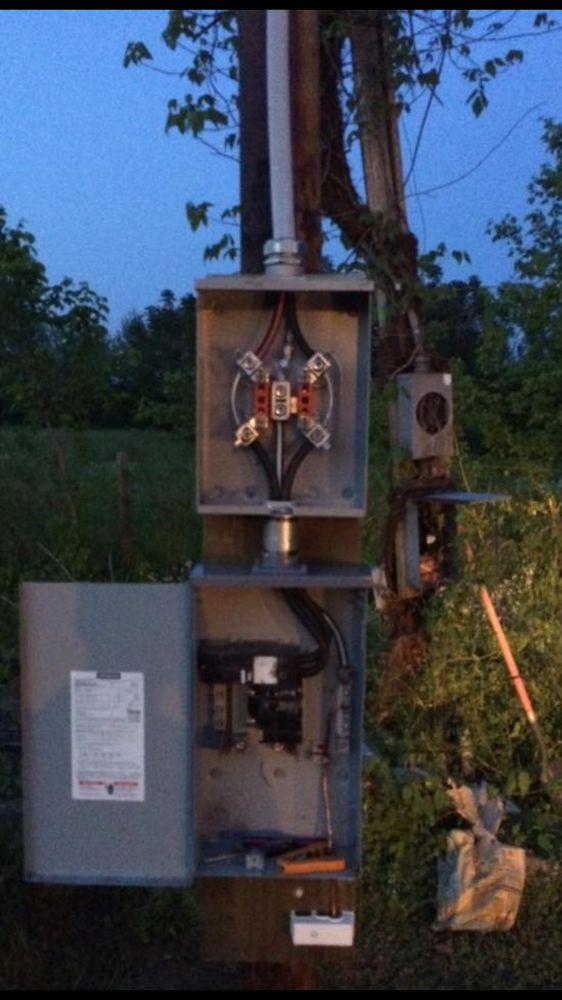 Einstein Electric: 218 Belford Ave, Huntington, WV