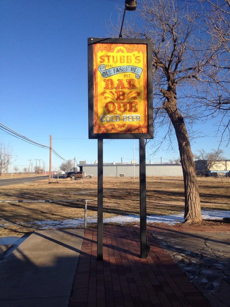 Stubb's Bar B - Que Memorial: 108 E Broadway, Lubbock, TX