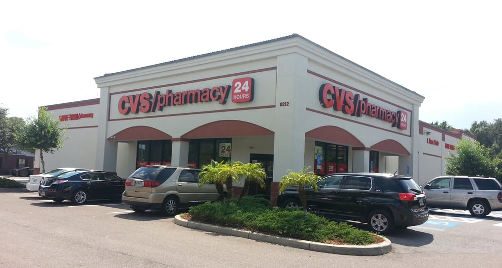 cvs pharmacy - drugstores