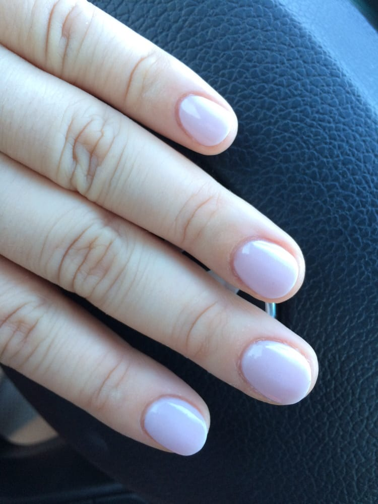 My SNS Dipping Powder nails by Tiffany. Color 131 I think? LOVE MY ...