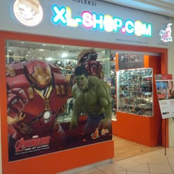 XL Shop - Toy Shops - F-015, First Floor, Mid Valley Megamall