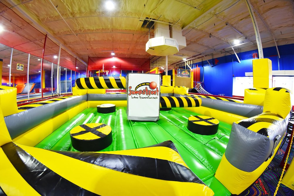 Go Karts Jacksonville Fl >> Photos for Jumpstreet Indoor Trampoline Park - Yelp