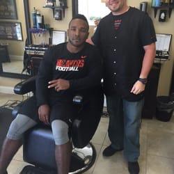 Barber Shop Boca Raton : Legends Barber Shop - Boca Raton, FL, United States. Giovani Bernard ...