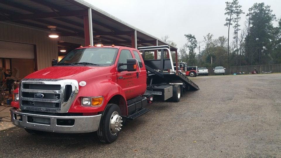 Towing business in Lumberton, TX