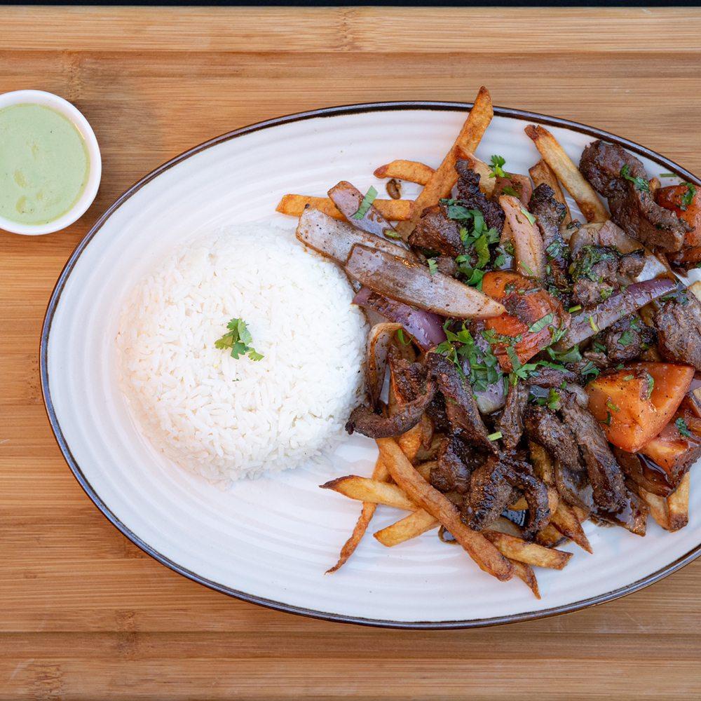 Al Toque Peruvian Kitchen - Vista: 2575 Pioneer Ave, Vista, CA