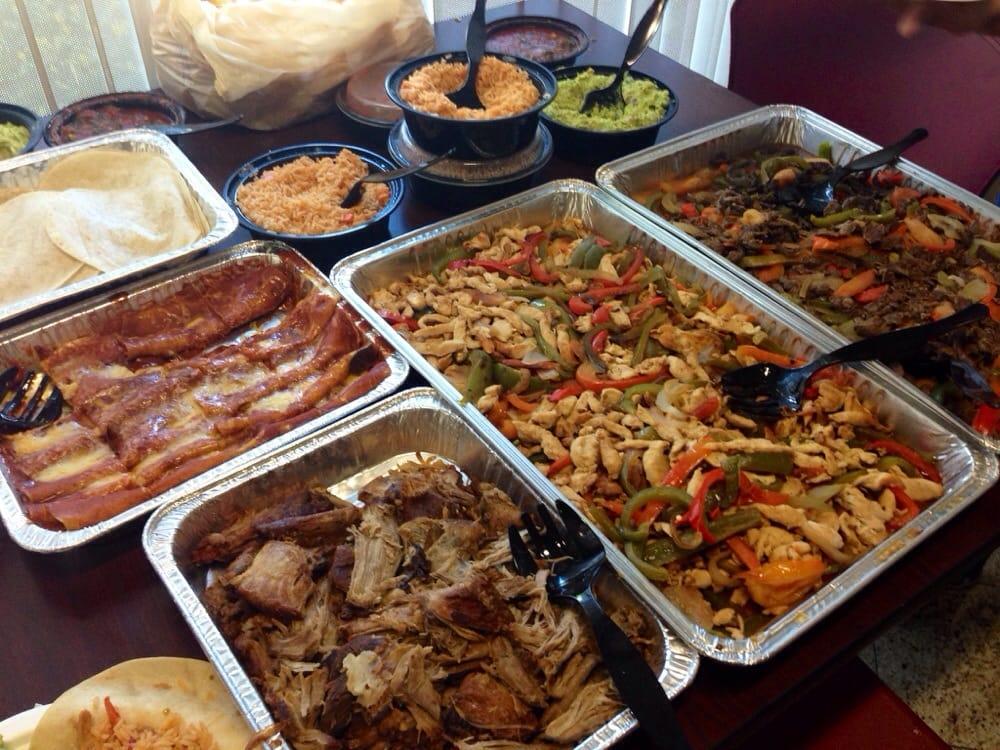 Mexican Food Catering San Antonio