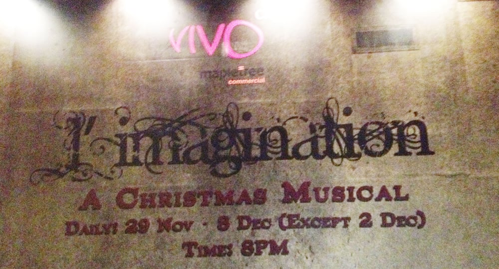 L'imagination - A Christmas Musical at VivoCity