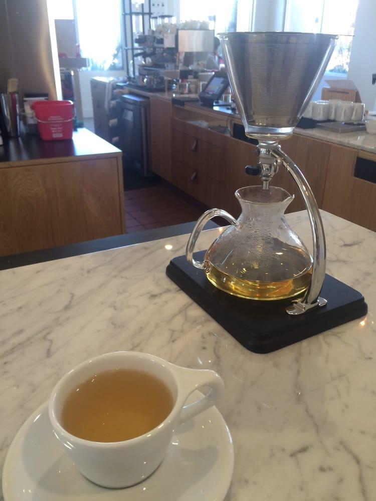 Jasmine peach tea yelp for The combine kitchen