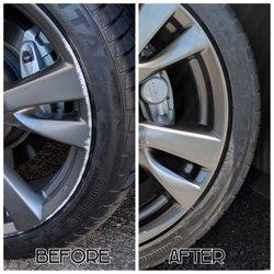 Wheel Rim Repair In Conroe Yelp
