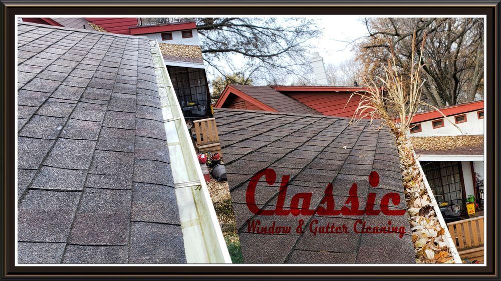 Classic Window & Gutter Cleaning: 4121 Paxton Blvd, Omaha, NE