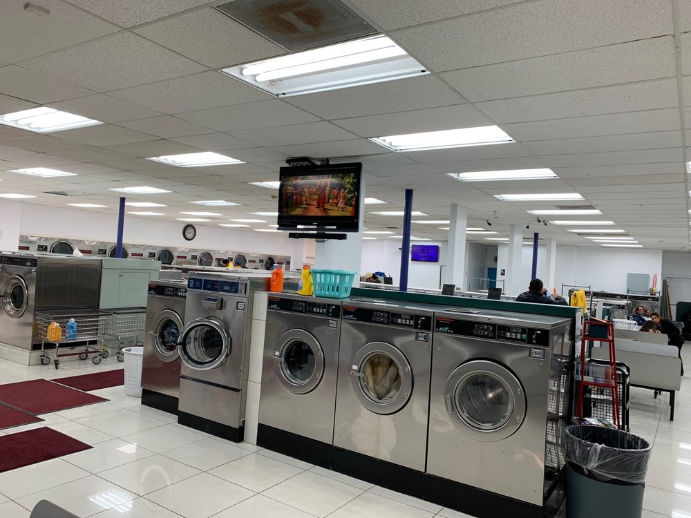 Kathy's Coin Laundry: 4616 S 4000 W, West Valley City, UT