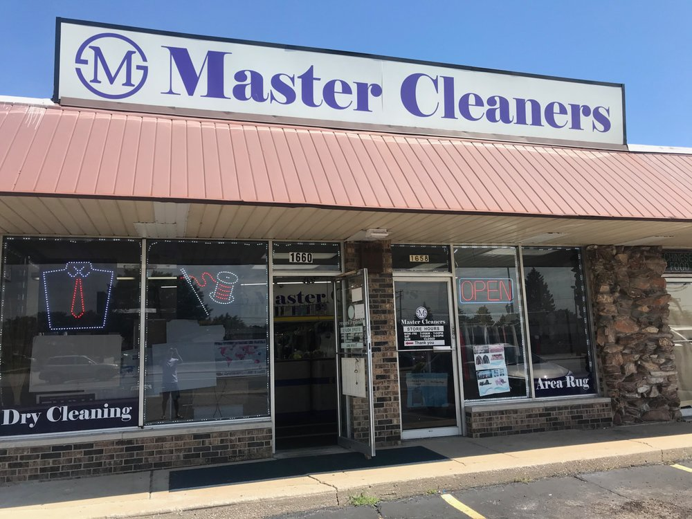 Master Cleaners: 1660 Sibley Blvd, Calumet City, IL