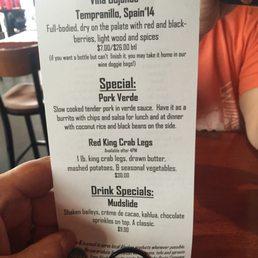 photos for table 6 menu yelp rh yelp com table 6 lunch menu canton ohio table 6 drink menu