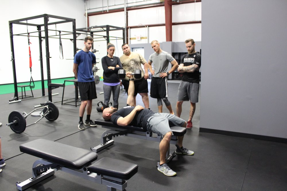 Capital District Sport and Fitness: 21 Wood Rd, Round Lake, NY