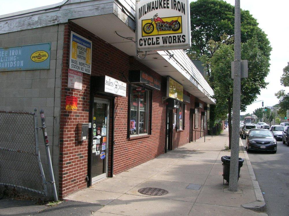Milwaukee Iron Cycle Works