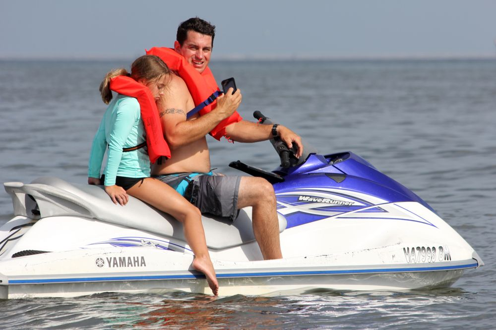 Great White Water Sports: 1000 E Ocean View Ave, Norfolk, VA