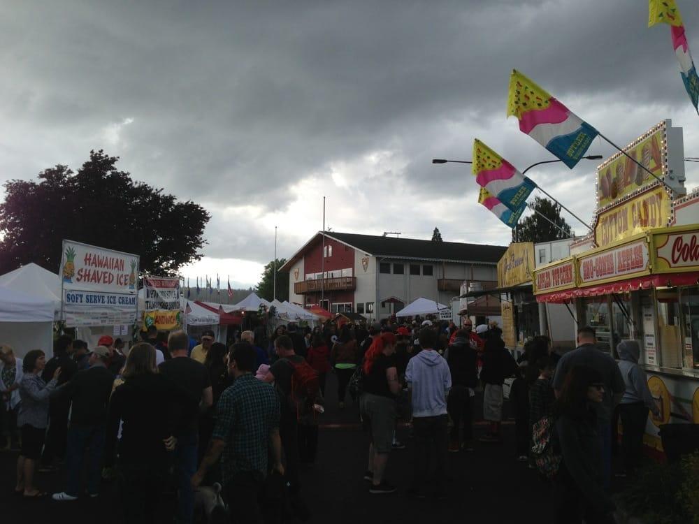 Viking Fest: Liberty Bay Waterfront Park, Silverdale, WA